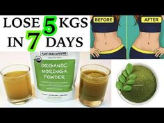 Quick weight loss with moringa, how to lose belly fat in 7 days and lose inches off your waist w Weight Loss Tea, Weight Loss Drinks, Natural Health Remedies, Herbal Remedies, Natural Cures, Lose Fat, How To Lose Weight Fast, Loose Weight, Pcos Diet Plan
