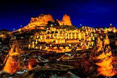 まるで黄金に輝く宮殿!カッパドキアの美しすぎるホテル 画像2