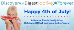 #Celebrate added #independence this #4th of July with great #savings and #sales in the Discovery Digest! #mobility #walker #4thofJuly #paypal #samedayshipping