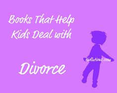 Helping Kids Cope with #Divorce. Sad, but a great idea to help....who helps us when we're in our 20s though ..? :(