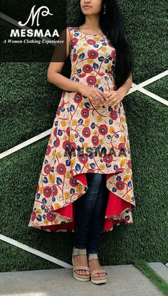 Women's kurtis online: Buy stylish long & short kurtis from top brands like BIBA, W & more. Explore latest styles of A-line, straight & anarkali kurtas. Churidar Designs, Kurti Neck Designs, Dress Neck Designs, Designs For Dresses, Printed Kurti Designs, Designer Party Wear Dresses, Kurti Designs Party Wear, Indian Designer Outfits, Indian Outfits