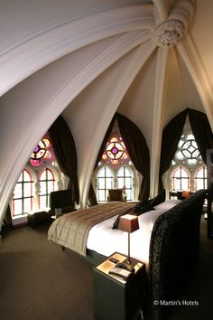 Martin's Patershof - Mechelene Belgium A neo-Gothic... | Luxury Accommodations