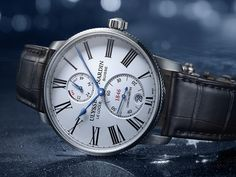 Ulysse Nardin releases the Marine Torpilleur - French term for a destroyer, which is a small, agile warship. Housing the Calibre UN-118 with a DIAMonSIL escapement.