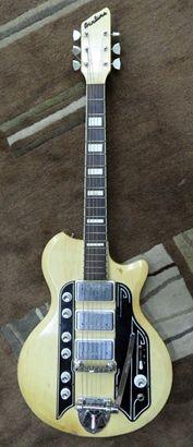 Vintage guitars, rare guitars, new guitars and used guitars for sale at MyRareGuitars.com.