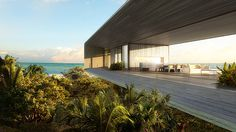 House in Dellis Cay - Chad Oppenheim