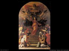 Madonna della Misericordia, 1515.