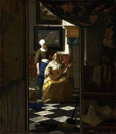 Johannes Vermeer - Imagem para Sonhar
