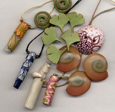 polymer clay artist Joan Taylor from BC Canada