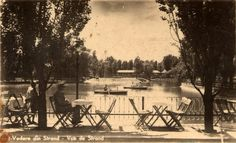 Old Iasi. Water Park