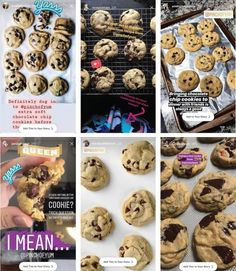 These are THE BEST soft chocolate chip cookies! No chilling required. Just ultra thick, soft, classic chocolate chip cookies! White Chocolate Recipes, Chocolate Cookie Recipes, Vegetarian Chocolate, Biscuit Spread, Baking Recipes, Dessert Recipes, Perfect Chocolate Chip Cookies, Chip Cookie Recipe, Cookies Et Biscuits