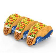 Blue Prepara Multiple Taco Holder