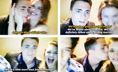 Colton and Holland would make a great couple :)