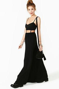Closer Apart Maxi Dress