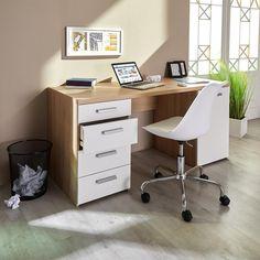 Dänisches Bettenlager Schreibtisch Royal Oak 2021