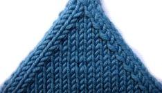 Αύξηση και Μείωση πόντων - Plekontas.gr Kai, Knitting Stitches, Merino Wool Blanket, Winter Hats, Beanie, Crochet, Sweaters, Places, Tips