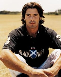 "Polo player Ignacio ""Nacho"" Figueras"