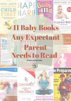 """Although it's tempting to crash and cuddle that body pillow, trust us when we say that you will be even more tired post-pregnancy. Use this """"waiting"""" time to read up on everything from basic baby care to how to get your mama mojo back. From the classics to the comical, here are our picks for the best books to get you prepped for parenthood."""