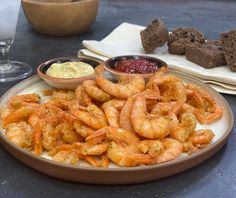 Γαρίδες τηγανητές | Συνταγή | Argiro.gr