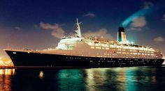 """Outrage as photos reveal that the iconic QE2 has been left """"to rot in obscurity"""" in Dubai port"""