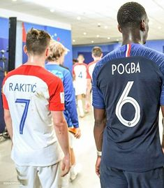 Paul Pogba, World Cup 2018, Fifa World Cup, Football Players, Worldcup Football, Ivan Rakitic, Football Wallpaper, Football Pictures, Hip Hop