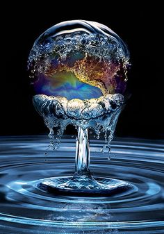 Earth's Water Element<3