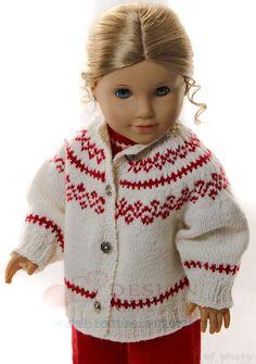 Puppenpullover stricken                                                                                                                                                                                 Mehr