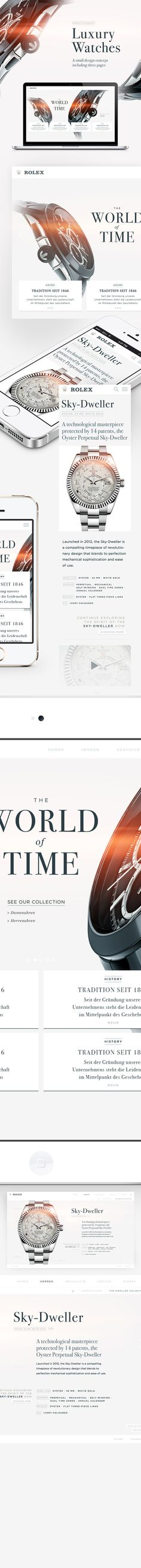 30 Examples of Trendy & Modern Web Design   From up North