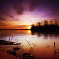 **** Awesome sunset/Capvespre impressionant