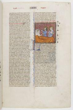 Nouvelle acquisition française 15942, fol. 11, Songe de Constantin