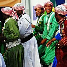 Saudi Traditional Dance