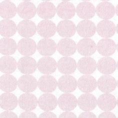 Nursery Fabric- Flower Patch Dots Flannel