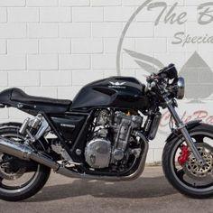 Honda CB1000 Big One Cafe Racer – The Bike Special