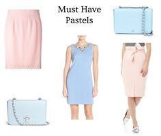 Wednesday Wants: Pastels