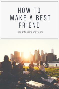 Sick and tired of being alone? Never fear when   I am near. Read my blog post to learn how to make friends! Don't be alone forever.