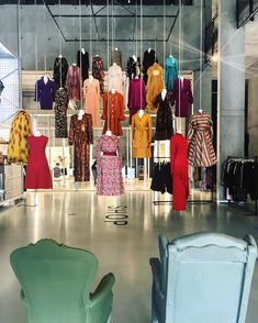"HET NIEUWE INSTITUUT, Rotterdam, The Netherlands, ""Dutch Fashion Exhibition/Product Presentation"", pinned by Ton van der Veer"