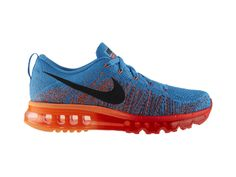 Nike Flyknit Air Max Men's Running Shoe: Most comfortable Air Max I have ever owned.