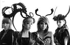 2ne1. Love them.