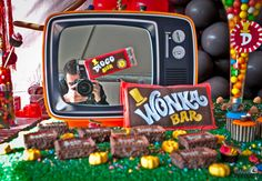 Isa Herzog: A Fantástica Fábrica de Chocolates