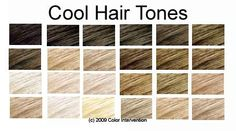 hair color for cool skin and blue eyes | This means that you have Cool Toned Hair.