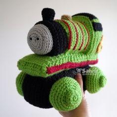 Green Choo Choo Train
