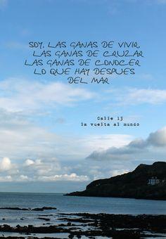 soy, las ganas de vivir.... la vuelta al mundo, calle13 Music Quotes, Music Lyrics, Words Quotes, Me Quotes, English Quotes, Spanish Quotes, Latinas Quotes, Short Words, The Ugly Truth