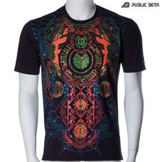 UV Active Party Wear T-Shirt