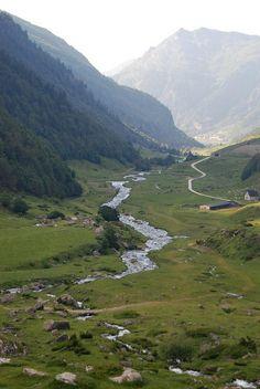 Rutas senderismo de El Portalet, Aragón (España) Pirineos