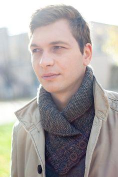 great unisex shawl collar button cowl Ravelry: imni's Shawl Collared Cowl