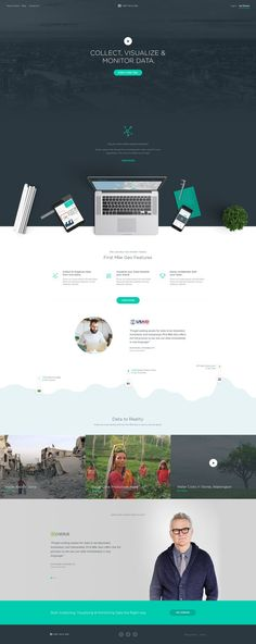 Real pixels homepage 2