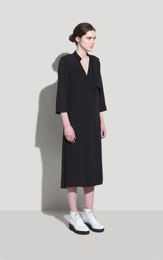 Vesta Trench Dress Trench Dress, Rachel Comey, High Neck Dress, Product Description, My Style, Fall, How To Wear, Clothes, Dresses