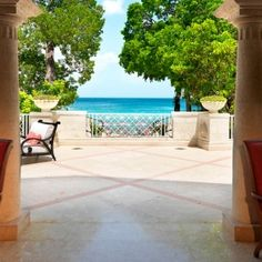 """BARBADOS - Sandy Lane Hotel & Resort / Barbados """"One of the Carribean's best-known and best loved resorts for good reason. Impeccably run, beautifully designed, high staff to guest ratio, top spa and sporty ammenities."""" http://www.whatsworthit.com/places-to-stay/sandy-lane/"""