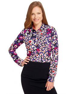 Fioletowa koszula damska Lambert 249.90 - wolczanka.pl - Wolczanka.pl sklep internetowy