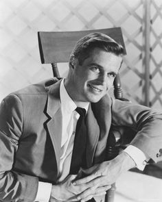 George Peppard Movies Photo - 28 x 36 cm Hollywood Actor, Golden Age Of Hollywood, Hollywood Stars, Classic Hollywood, Old Hollywood, Hollywood Glamour, George Peppard, Old Film Stars, Movie Stars