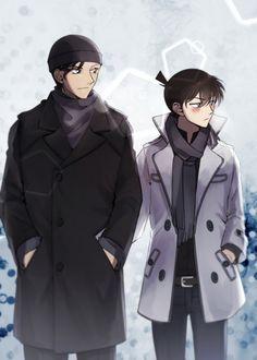 「名探偵コナンらくがき(2)」/「花✿」の漫画 [pixiv]